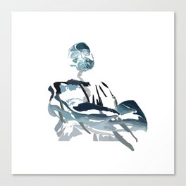 Inverted Boss Canvas Print
