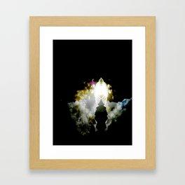 edge Framed Art Print