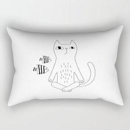 Catvana Rectangular Pillow