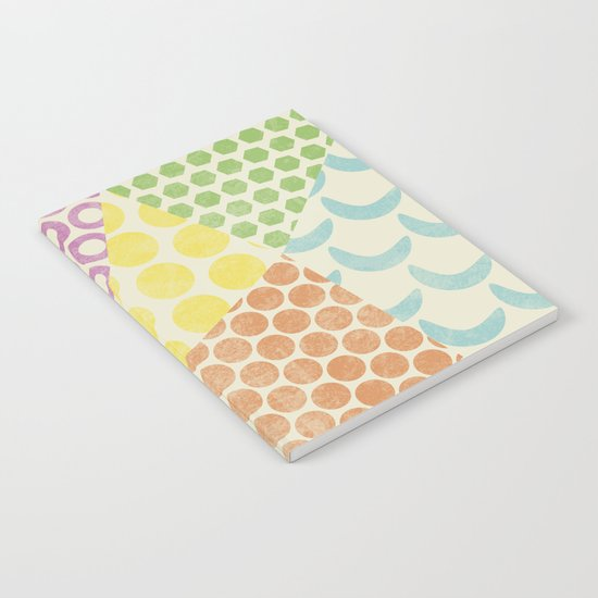 Patchwork VI Notebook