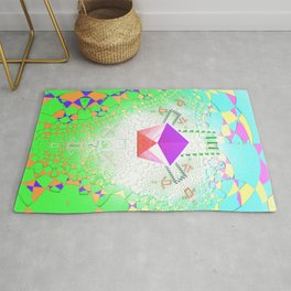 Trifold - color Rug