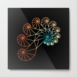 UNIVERSE 23 Metal Print