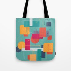 Thinking Of Summer Tote Bag