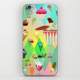 ice crim iPhone Skin