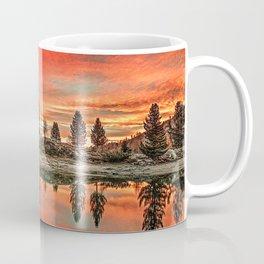 Lake in Italy Coffee Mug