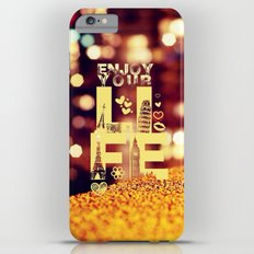 Enjoy your life - for iphone iPhone 6 Plus Slim Case