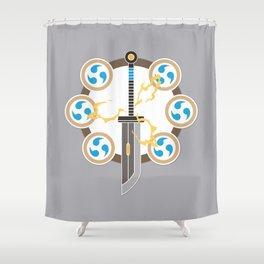 Eze Shower Curtain