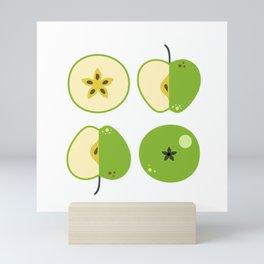 Green Apples Mini Art Print