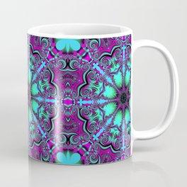 The blooming mandela Coffee Mug