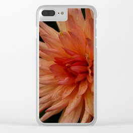 Grown With Love Clear iPhone Case