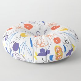 Playful Floor Pillow