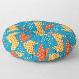Clover&Nessie Banana/Guava Floor Pillow