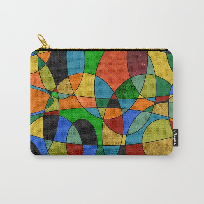 Abstract #148 Carry-All Pouch