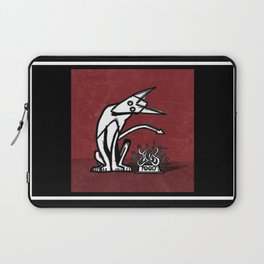 Ghost Dog & FOOD Laptop Sleeve