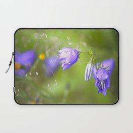 Bluebells Meadow #decor #society6 Laptop Sleeve