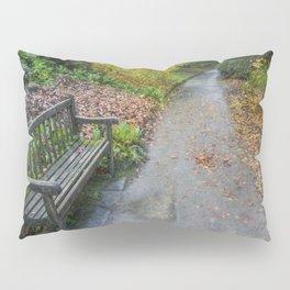 Fall Walks Pillow Sham