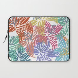 Giant bloom Laptop Sleeve