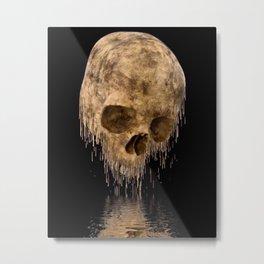 Sadness Metal Print