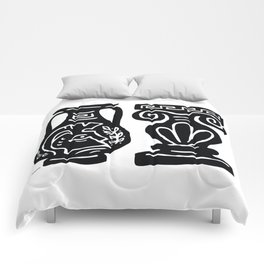 Corinthian Vase Comforters