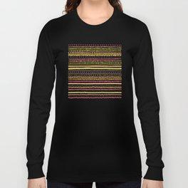 Summer Pattern Long Sleeve T-shirt