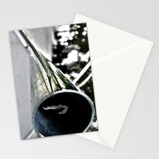 The string... Stationery Cards