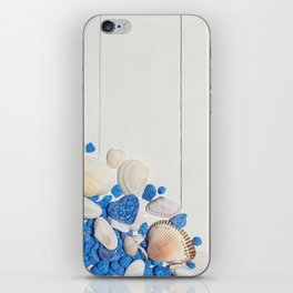 Summer mood iPhone Skin