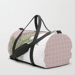 BOTANICAL - ARECA PALM Duffle Bag