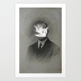 Obscured Art Print