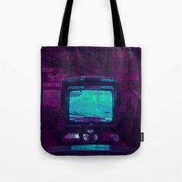Tokyo Nights / Retro Arcade / Liam Wong Tote Bag