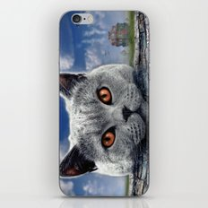 Diesel at the wall ! iPhone & iPod Skin