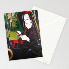 The Munsters Herman Munster Stationery Cards