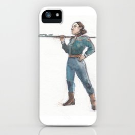 Harpoon iPhone Case