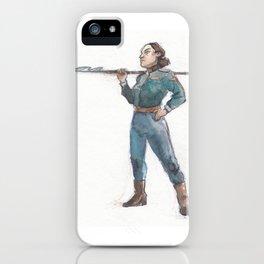 Harpoon iPhone Case