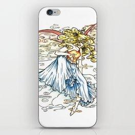 Elemental series - Air iPhone Skin