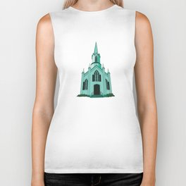 Union Church Biker Tank
