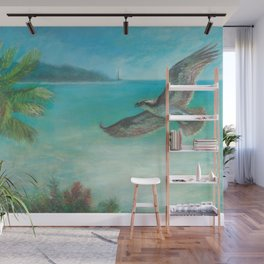 Belle's Journey: Island Hopping Wall Mural