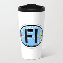 Fenwick Island - Delaware. Travel Mug