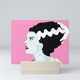 The Bride Mini Art Print