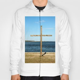 Seaside Cross Hoody