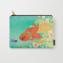 The golden meeting Carry-All Pouch