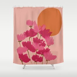 and where will we be on august 14th? Shower Curtain