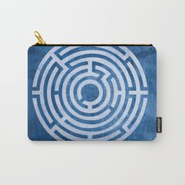 Solving Mazes Carry-All Pouch