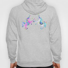 Pastel Unicorns Hoody