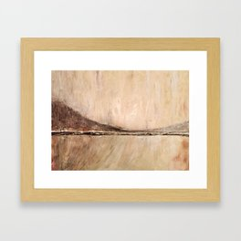 Outer Islands Framed Art Print