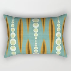 MCM Dots & Shards Rectangular Pillow