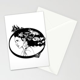 Pirate Nereid Stationery Cards
