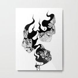 Three Kings Metal Print