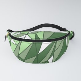 Polygon Lion Fanny Pack