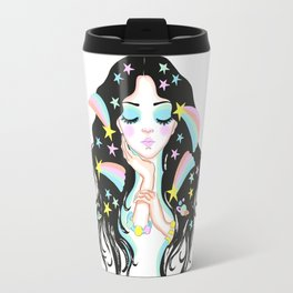 star hair Travel Mug