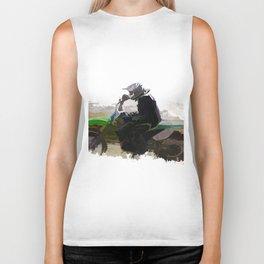 Dirt-biker - Motocross Racer Biker Tank